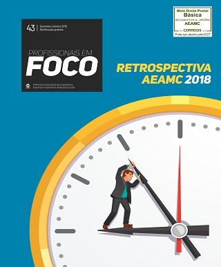 Capa_Revista Profissionais em Foco_Edição 43_Dezembro2018-1