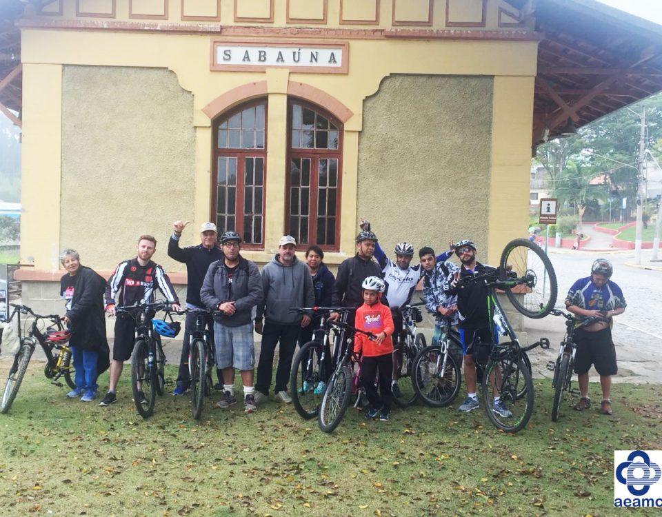 II Passeio Ciclístico Aeamc