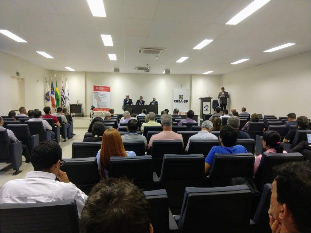 2º Seminario de Engenharia de Segurança Contra Incêndios e Emergência de Mogi das Cruzes