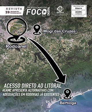 Capa_Revista Profissionais em Foco_Edição 59